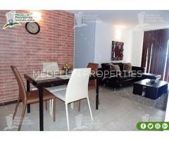 Alquiler Temporal de Apartamentos en Medellín Cód: 4870