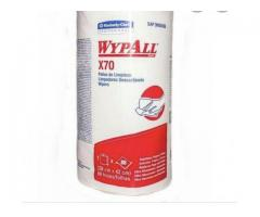 Toallas Wypall X70 Blanco