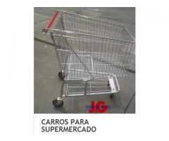 CARROS PARA SUPERMERCADO