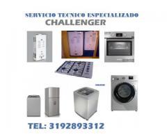 Servicios tecnicos de calentadores challenger electricos TEL: 3192893312