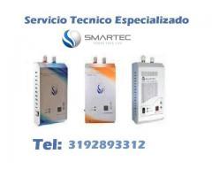 Servicios tecnicos de calentadores smartec electricos