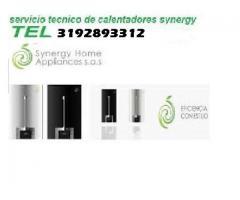 Servicios tecnicos de calentadores synergy electricos TEL: 3192893312