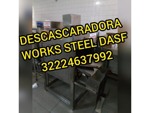 MAQUINA DESCASCARILLADORA  DE CACAO EN COLOMBIA BUCARAMANGA - 1/1