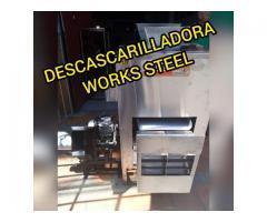 MAQUINA DESCASCARILLADORA DE CHOCOLATE (REFINADOR)CONCHADOR DE CACAO