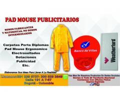 Pad Mouse Publicitarios