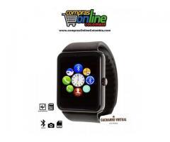 Reloj Bluetooth Inteligente Smartwatch Metalico Gt08 Celular