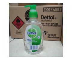 dettol desinfectantes de manos instantáneos para la venta