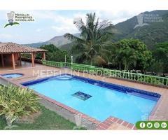Fincas Para Alquilar en Antioquia- San Jerónimo Cód: 4387*