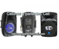 Parlantes y cabinas bluetooth al por mayor en Cabinas y Parlantes Cali