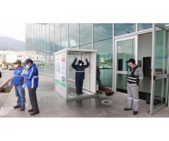 venta de cabinas de desinfeccion,cabinas de desinfeccion