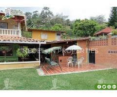 Fincas Para Alquilar en Antioquia- San Jerónimo Cód: 4448*