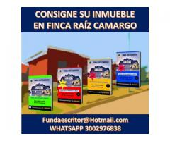 RECIBIMOS PREDIOS EN CONSIGNACIÓN