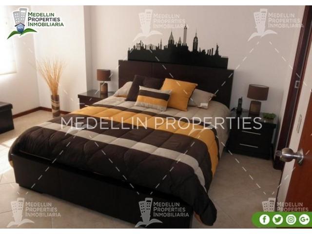 APARTAMENTOS AMOBLADOS MEDELLIN MENSUAL  Cód: 4225 - 3/6