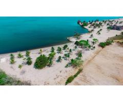 Lote hermoso isla Baru Barbacoa
