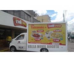 Perifoneo Movil en todo Bogota 2305124