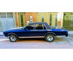 Chevrolet Caprice Modelo 1981