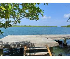 venta de lote en Cholon isla Baru