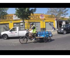 Fabricante Chileno de triciclos Electricos - Moto Taxi - Bicicletas Electricas.