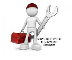 Servicio tecnico, Copergas. Tel: 4794380
