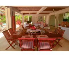 Hermosa casa en Venta en isla Baru zona Cholon