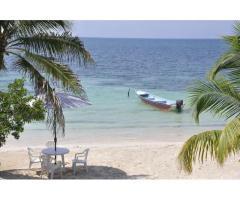 Casa lote en Venta isla Baru zona Punta