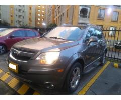 Chevrolet Captiva awd platinum full equipo 2011