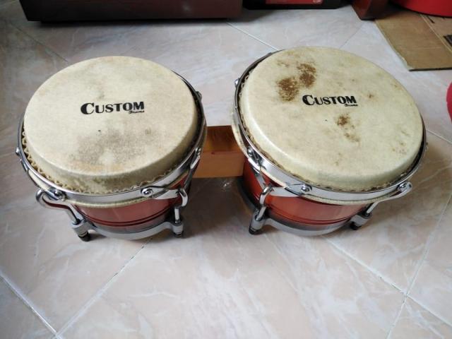 Bongós Custom - 4/4
