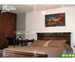 ARRIENDO MEDELLIN AMOBLADOS  Cód: 4370