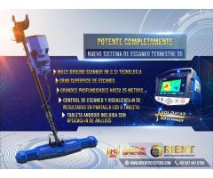 Detector de metales y escáner de tierra  : Gold Star 3D Scanner