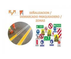 Fabricación de señalizaciones de tráfico pesado y más