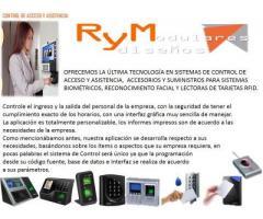 instalación y suministro de sistemas biométricos