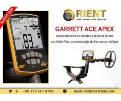Detector de metales Garrett Ace Apex - NUEVO 2021