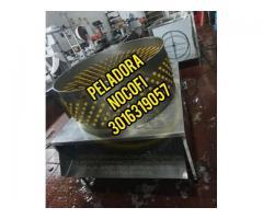 Peladora Industrial De Papas