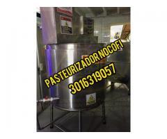 Pasteuriazador  Industrial En Acero