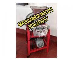 Molino cacao prensa extractora y refinador conchador de cacao