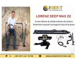 Lorenz Z2 - Potente detector de metales / Nueva versión 2021