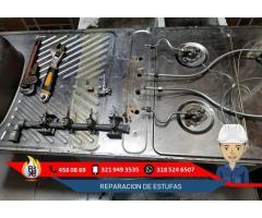 Servicio Tecnico y Reparacion de Estufas Socoda