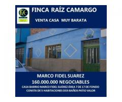 CASA MARCO FIDEL SUAREZ