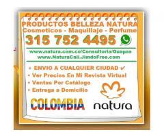 ⭐ CONSULTORA GUAPAS DE NATURA, Productos Belleza, Cosmeticos, Maquillaje, Perfumes, Para Cabello, Cu