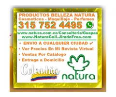 ⭐ PERFUMES NATURA, Colonias, Perfumes, Desodorante, Spray, Aguas, Fragancia, Frescor, Valvula, Hidra