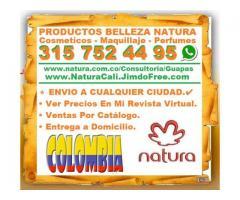 ⭐ PRODUCTOS ROSTRO NATURA, Bloqueador Solar, Espuma De Afeitar, Gel Post Afeitado, Crema Para Afeita