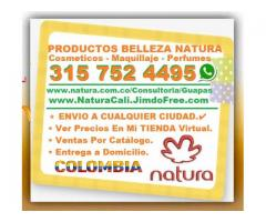 ⭐ NATURA CABELLO, Shampoo, Acondicionador, Restaurador, Revitalizador, Crema Para Peinar, Sellador D