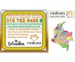 ⭐ LINEAS NATURA, Chronos, Plant, Lumina, Una, Faces, Aquarela, Ekos, Erva Doce, Seve, Tododia, Natur