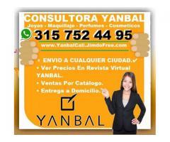 ⭐ Consultora YANBAL Cali, Maquillaje, Perfumes, Cosmeticos, Joyas, Productos De Belleza, Vendedora,