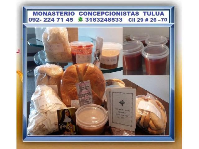 ⭐ Manjar Blanco, Jalea De Guayaba, Mermelada, Fruta Deshidratada, Hostias, Recorte Hostias, Panes, E - 1/5