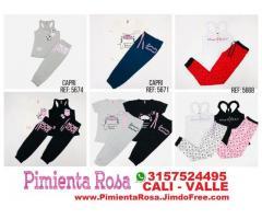 ⭐ PIJAMAS Para Mujer, Short, Capri, Pantalon, Batolas, Blusas, Tallas Desde S, M, L, XL, y Plus Size
