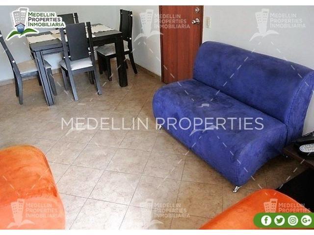 APARTAMENTOS AMOBLADOS MEDELLIN MENSUAL  Cód: 4566 - 1/5