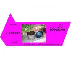 equipo wolkinn industrial para restaurantes