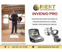 Invenio Pro escáner de suelo