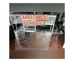 CARRO COMIDAS